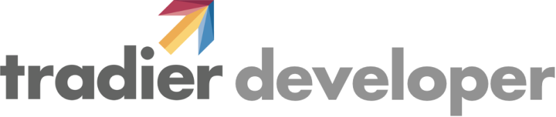 Tradier-developer-logo
