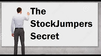 Stock Jumpers Dan Raju
